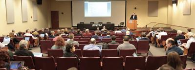 John Towns (NCSA/XSEDE) presenting